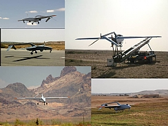 MiniFalcon Tactical UAV Family (Enlarge)